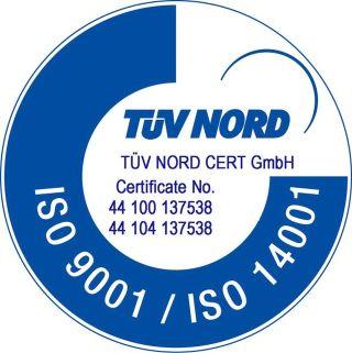 ISO 9001-14001 [TN CERT]